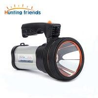 Super Bright LED Portable Light(Built in 9000mA li ion Battery)+USB Chaging cable+ Shoulder Strap Black/Silver/Gold Color Option