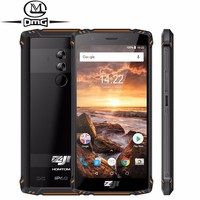 Homtom ZOJI Z9 IP68 Waterproof shockproof mobile phone Helio P23 Octa Core 5.7 Smartphone 6GB+64GB 16MP 5500mAh 4G Smartphone