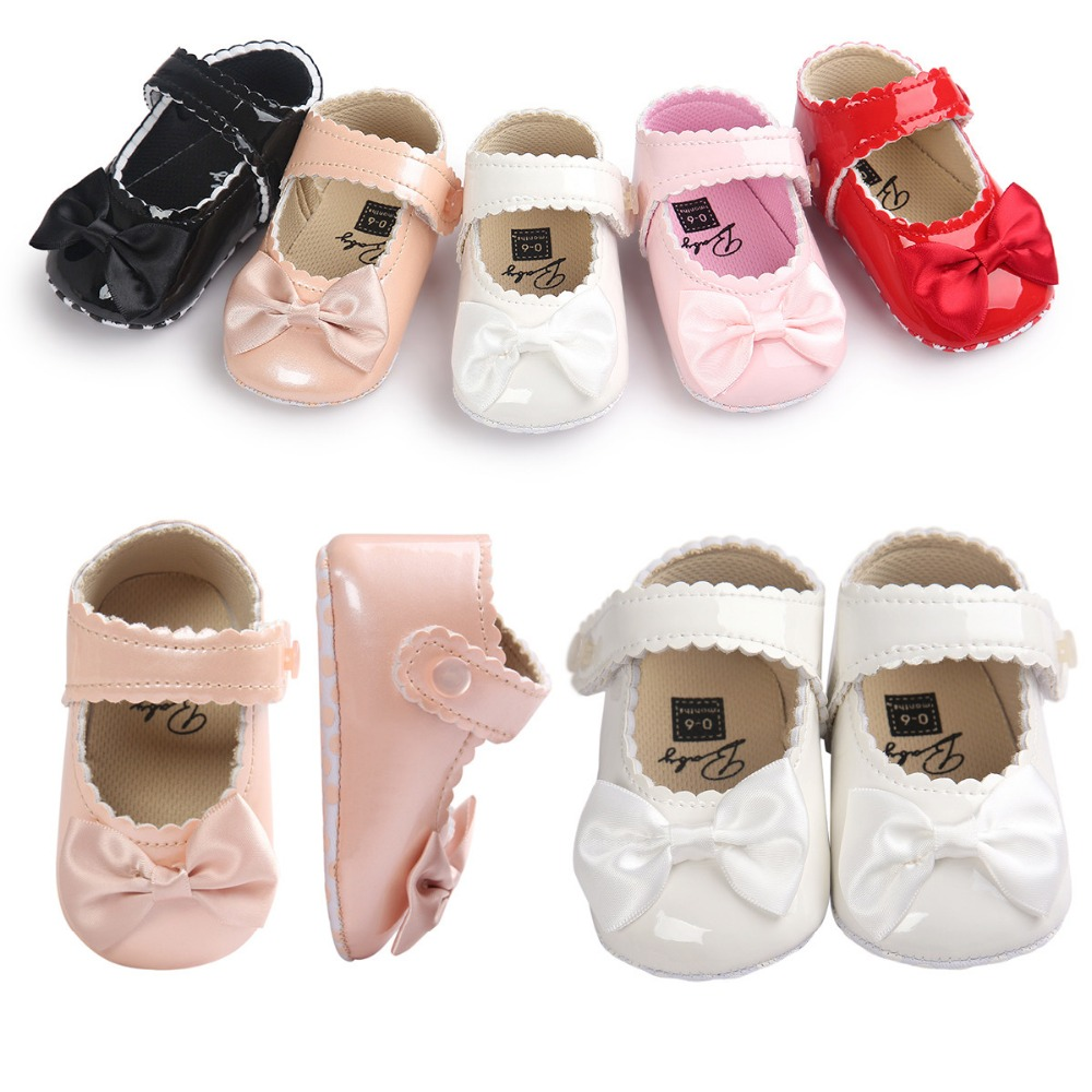 Νέο υπέροχο μικρό παιδί παπούτσια πρώτα παπούτσια πεζοπόρους pu δερμάτινα παπούτσια μωρών γύρο toe flats παπούτσια μωρών romirus bebe παπούτσια κορίτσι 0 ~ 18M.CX18C