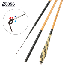 K8356 37 Tonality Carbon Fiber Taiwan Fishing RodsTelescopic Carp Fishing Rod Ultralight Stream Rod Pole 2.7m 3.6m 4.5m 5.4m
