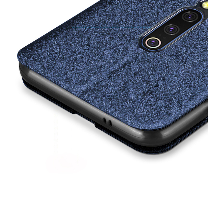 Image 3 - For Xiaomi mi 9t case for xiaomi 9t pro cover flip leather original Mofi for xiaomi 9t case silicone back mi9t pro funda 6.39-in Fitted Cases from Cellphones & Telecommunications