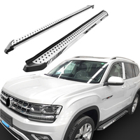 Side Step for VW Volkswagen Atlas 2018 Running Board Nerf Bar Platform Pair