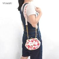 Harajuku Retro Clutch Bags Clutches Women Mini Purse Ladies Lolita Strawberry Printed Handbags Messenger Shoulder Bags for Girls