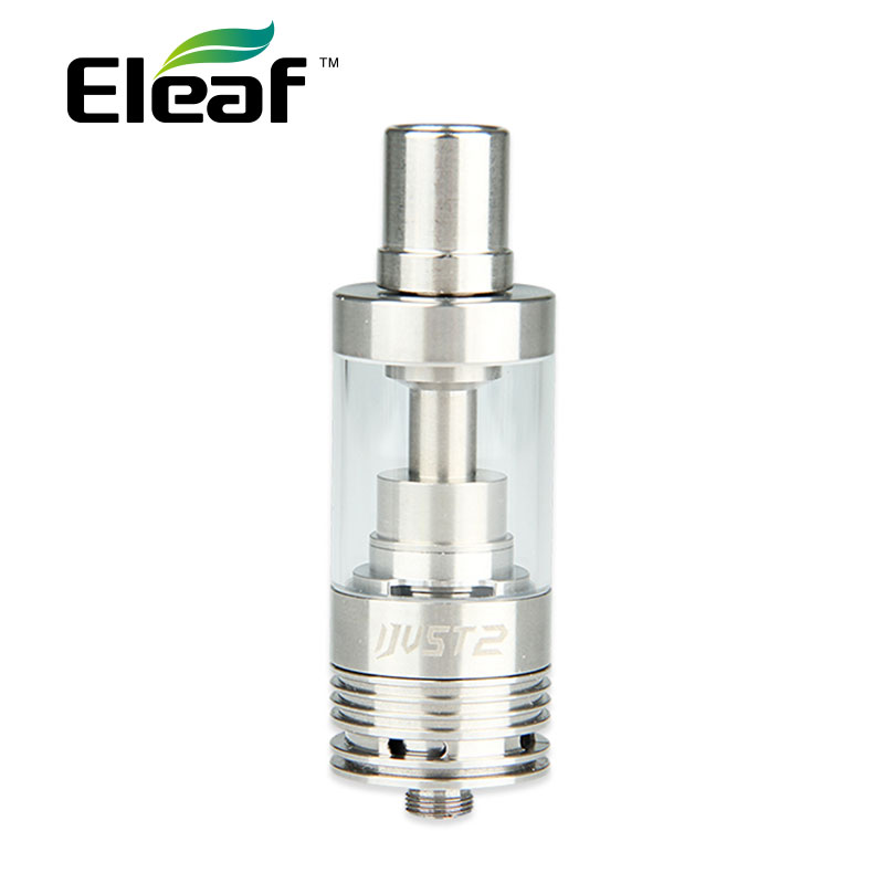 100% Original Eleaf iJust 2 Atomizer 5.5ml E-juice Capacity with BDC Coil Head 510 Thread fit for iJust 2 Starter Kit