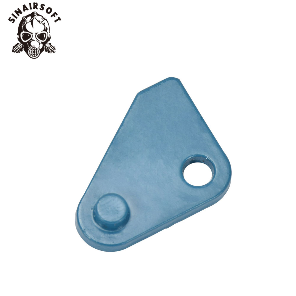 Image 4 - Metal Selector Switch lever and security suite For Airsoft AK Series AEG Marui CYMA JG ARES Matrix Fit hunting Paintball game-in Paintball Accessories from Sports & Entertainment