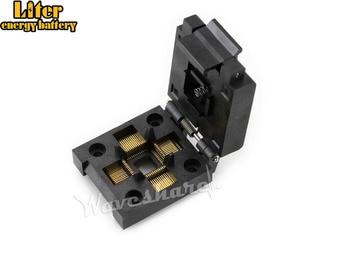 Enplas IC Test & Burn-in Socket, for QFP52/TQFP52/FQFP52/PQFP52 package