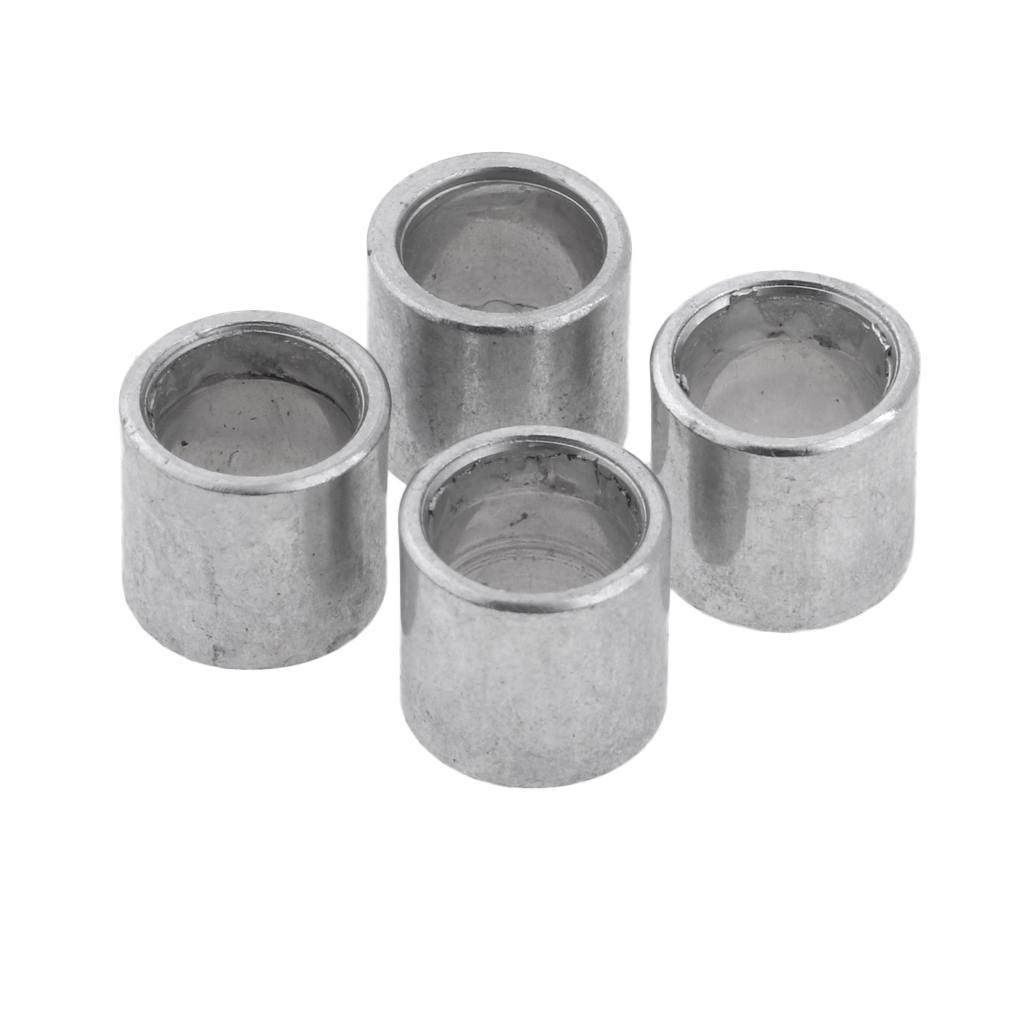 4pcs Hardware Skateboard Truck Speed Kit Axle Spacers For Bearing Performance Longboard Repair Rebuilding Kit