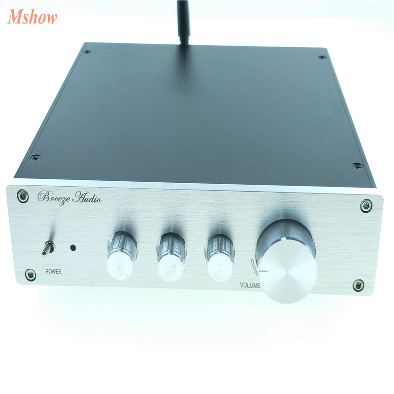 Finished tone Tuning preamp HIFI Class A Pre amplifier Volume adjustment Volume controller with Bluetooth 5