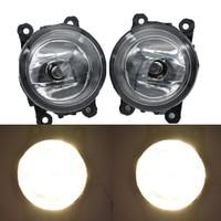 2PCS Halogen Lamp For Porsche Cayenne 955 2002 2015 2 X Car Styling LED Bulb Fog