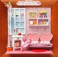 13605 nos casarmos casas de boneca em miniatura casa de bonecas quarto