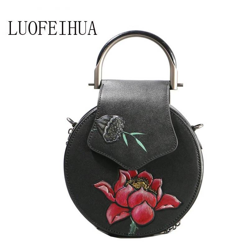 Genuine Leather women bags for women 2019 new luxury embossed handbag brand bag Designer handbagGenuine Leather women bags for women 2019 new luxury embossed handbag brand bag Designer handbag