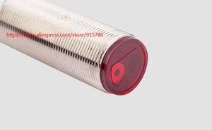 Image 5 - 1 stks M18 laser sensor/6 36 V zichtbaar diffuse infrarood sensor switch NPN optische switch Verstelbare 2 50 cm