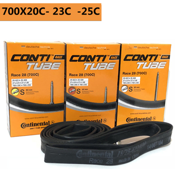 Continenta Race 28 FV Bike Tires Inner Tube For Road Bicycle Tire tyre 700*20c/23c/25c 700c Cycling pneu interieur kenda/maxxi image
