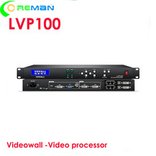 P1 P2 P2.5 P3 P4 HD светодиодный экран, видеопроцессор lvp100, низкая цена, настенный видеопроцессор lvp100