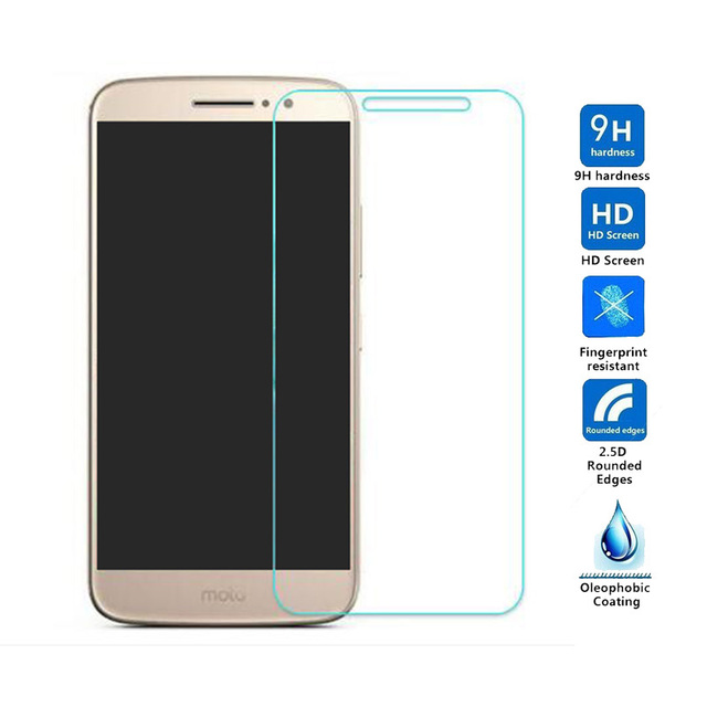 US $1 17 35% OFF|9H Premium Tempered Glass For Motorola Moto M XT1663  Screen Protector protective film For MOTO Z2 G XT1028 C G5 G5PLUS Z2  Play-in