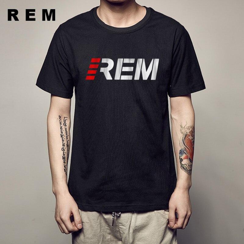 REM Nueva llegada camiseta de los hombres de la marca de ropa de moda - Ropa de hombre - foto 3