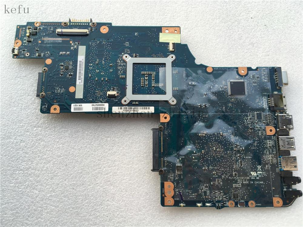 Toshiba L850 L855 laptop motherboard V000275490 Intel CPU 100/% tested