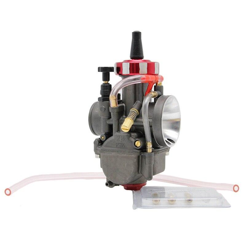 ZS Racing Universele Nieuwe Carburateur Motorfiets 28 30 32 34mm Pwk - Motoraccessoires en onderdelen - Foto 3