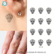 2 Sheets 1sheets Disposable Waterproof Tattoo Sticker For Male And Female Small Fresh Tattoos HC1119