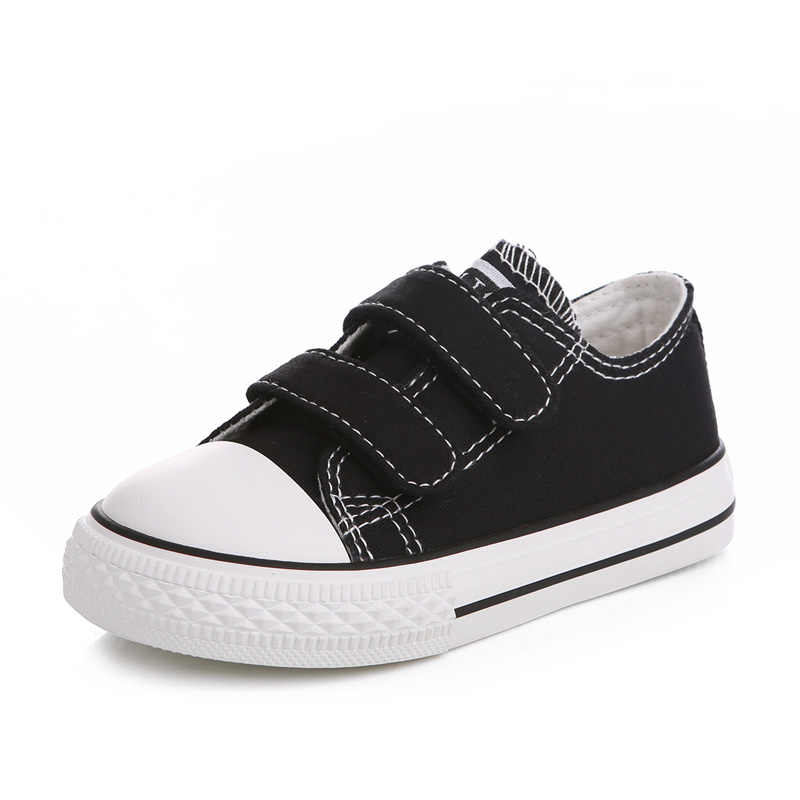 ... Детская парусиновая обувь для девочек детская обувь для мальчиков белый  дышащий Новинка 2017 года осень- ... 7bcd9130e6e19