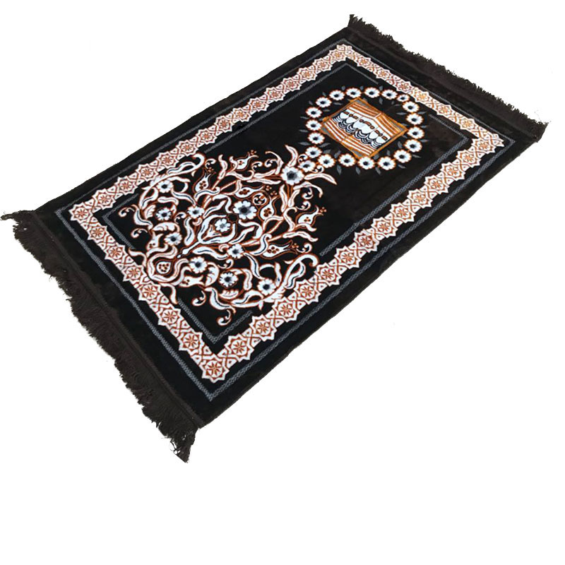 Xhx888 Ic Muslim Prayer Rug