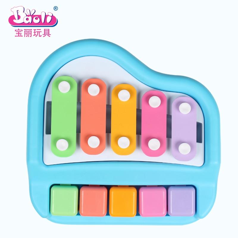 Παιχνίδι μωρού ξυλόφωνο Μουσικό - Μάθηση και εκπαίδευση - Φωτογραφία 3