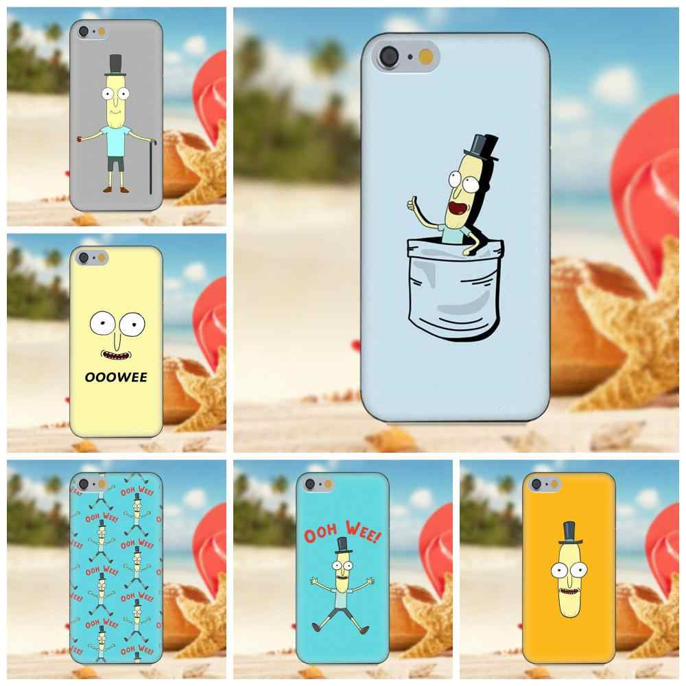 Mr. Poopybutthole iPhone 11 case