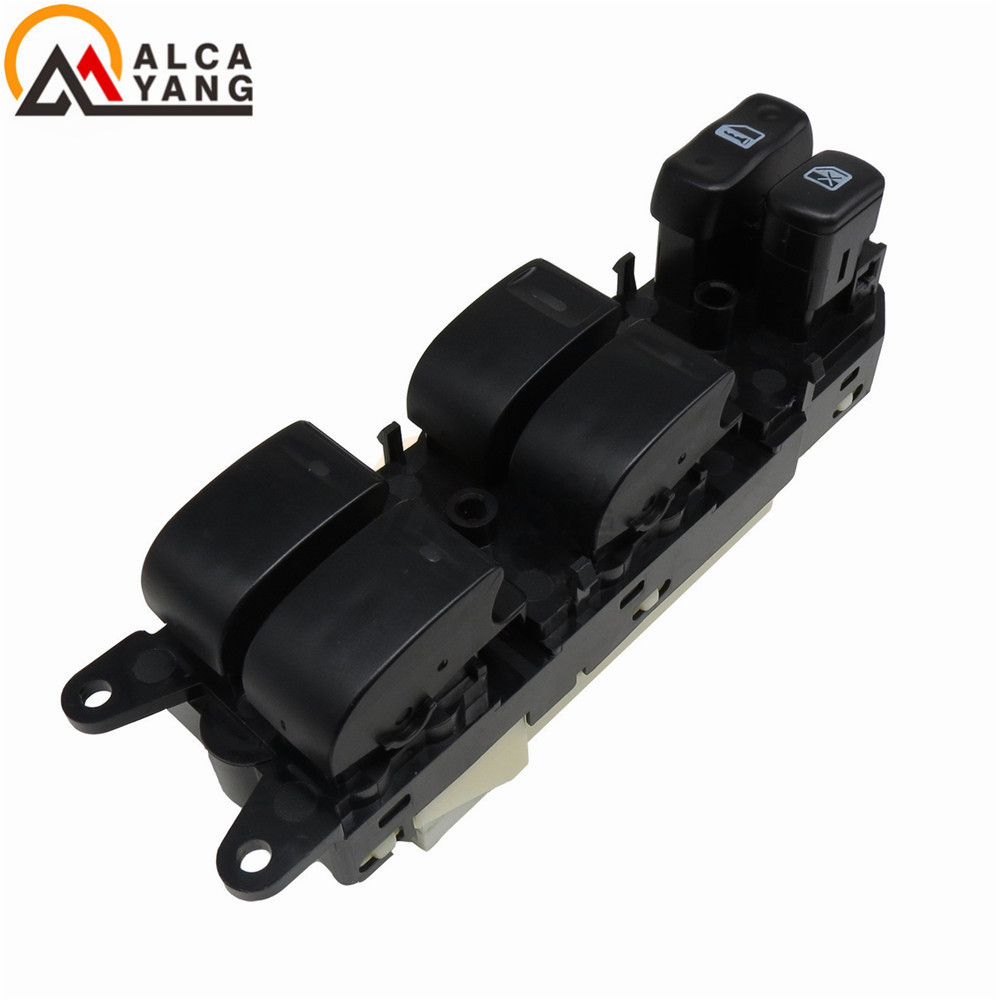 Left Front Electric Power Window Control Switch For Lexus LX470 Toyota Land Cruiser 1998-2007
