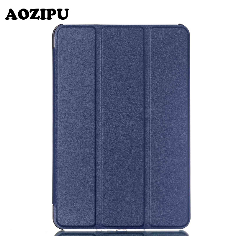 Ultra Slim PU Leather Case for Xiaomi MiPad 2 3 7.9inch Tablet eBook Smart WAKE UP Function Magnet Protective Stand Cover Funda встраиваемая акустика speakercraft profile accufit ultra slim one single asm53101 2
