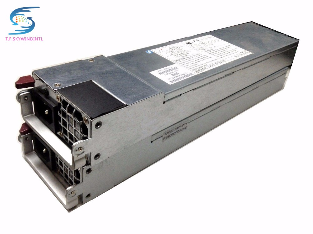 free ship PWS-702A-1R 700W Redundant Switching Power Supply 700W PSU Power Supply 6A 2U Module pws 451 1r detla dps 450kb b server redundant power supply module