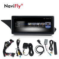 NaviFly Android7.1 Car Multimedia player for Benz E Class W212 2009 2015 with car dvr support orginal car information