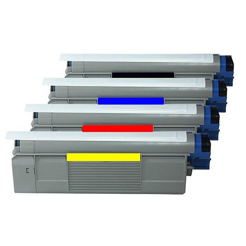 Bilgisayar ve Ofis'ten Toner Kartuşları'de Yüksek kalite uyumlu renkli toner kartuşu için OKI C5650