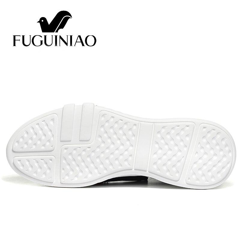 Nouvelle Plate Hombre Mode Cuir Homme Zapatos De Suédé forme Respirant Chaussures En Baskets black2 Occasionnels Tennis Hommes Zapatillas Black1 srCtQhd