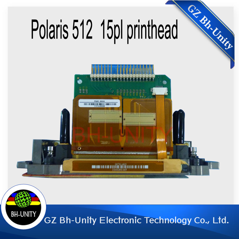 Best price!!Spectra Polaris 512 15PL solvent Printhead for Flora LJ320p solvent printer spare parts selling best price printer parts xp600 printhead for xp600 xp601 xp700 xp701 xp800 xp801 print head