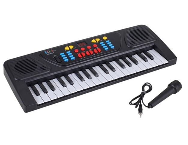 popular kids electronic keyboard buy cheap kids electronic keyboard lots from china kids. Black Bedroom Furniture Sets. Home Design Ideas