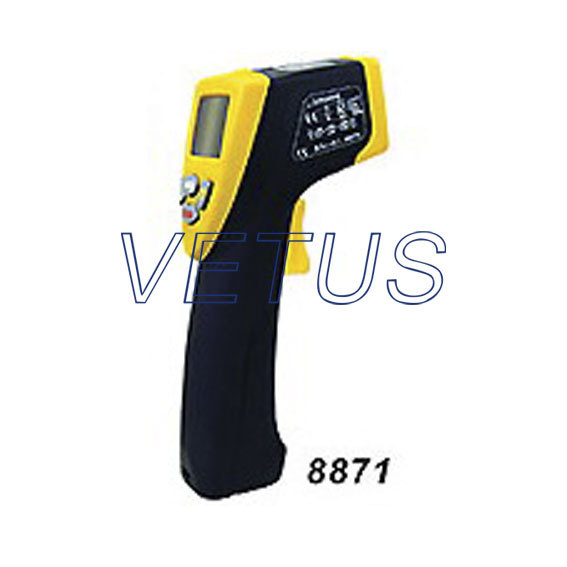 AZ8871 Infrared IR Thermometer Measuring range-40C ~ +500 C AZ-8871 interatletika бт 113