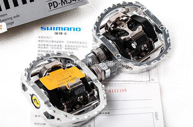 67390ee9d7d SHIMANO PD M545 pedal MTB bicycle bike Pedals M545-in Bicycle Pedal ...