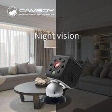 Camsoy 015 HD Mini Camera Full 1080P Camcorder Infrared Motion Sensor DVR DV Mini Digital Camera For Home Sercurity Alarm Cam