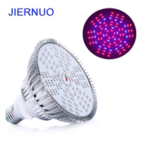 90W E27 LED Grow Light Full Spectrum 66Red+24Blue Horticulture Grow Lamp for Aquarium Led Lighting Hydroponics System