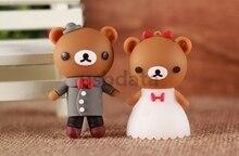 Bear Cute USB Flash Drive Pendrive 64gb 32GB 16GB 8GB