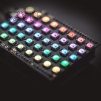 40 RGB LED WS2812 Pixel Matrix Shield FZ1596