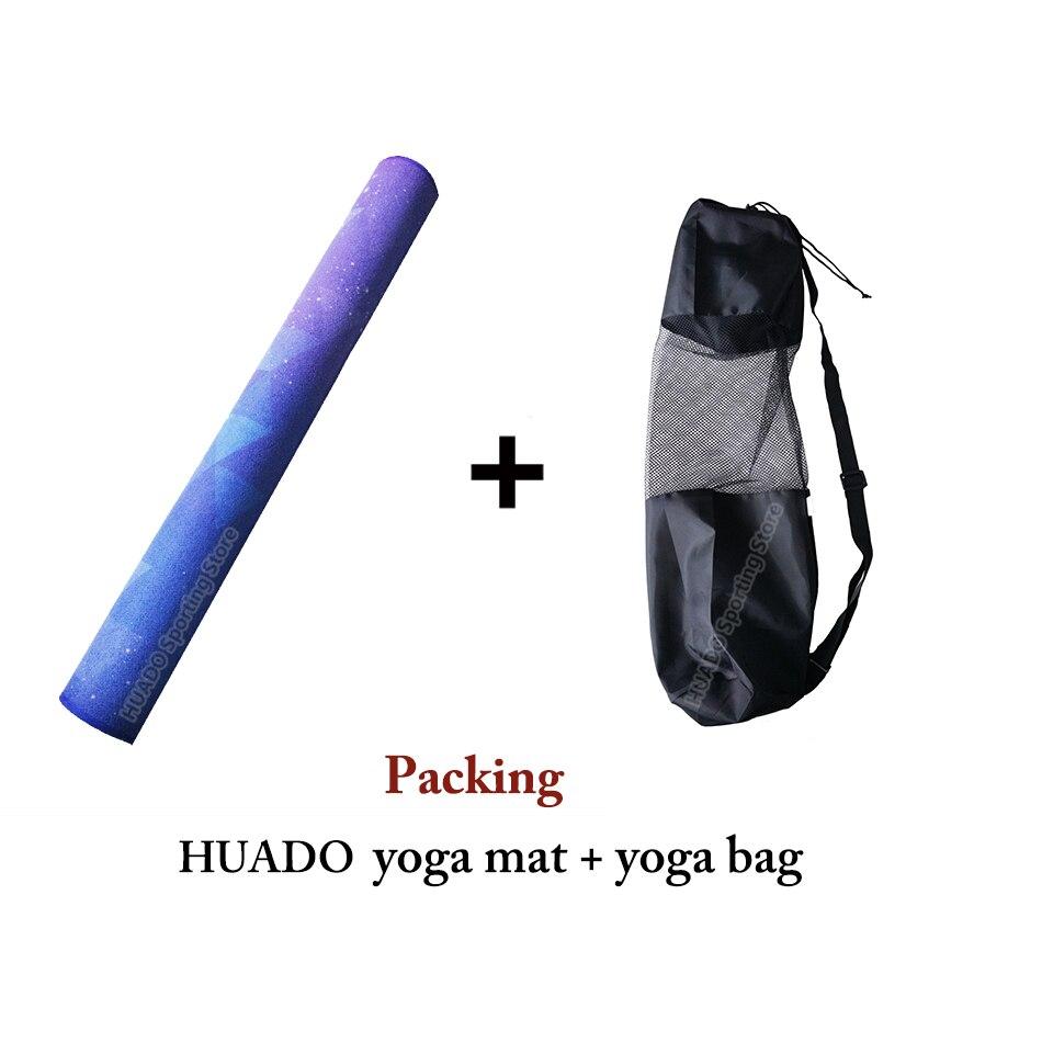 Aliexpress.com: Comprar Nuevo estilo de Yoga Mat Colchoneta Gruesa ...