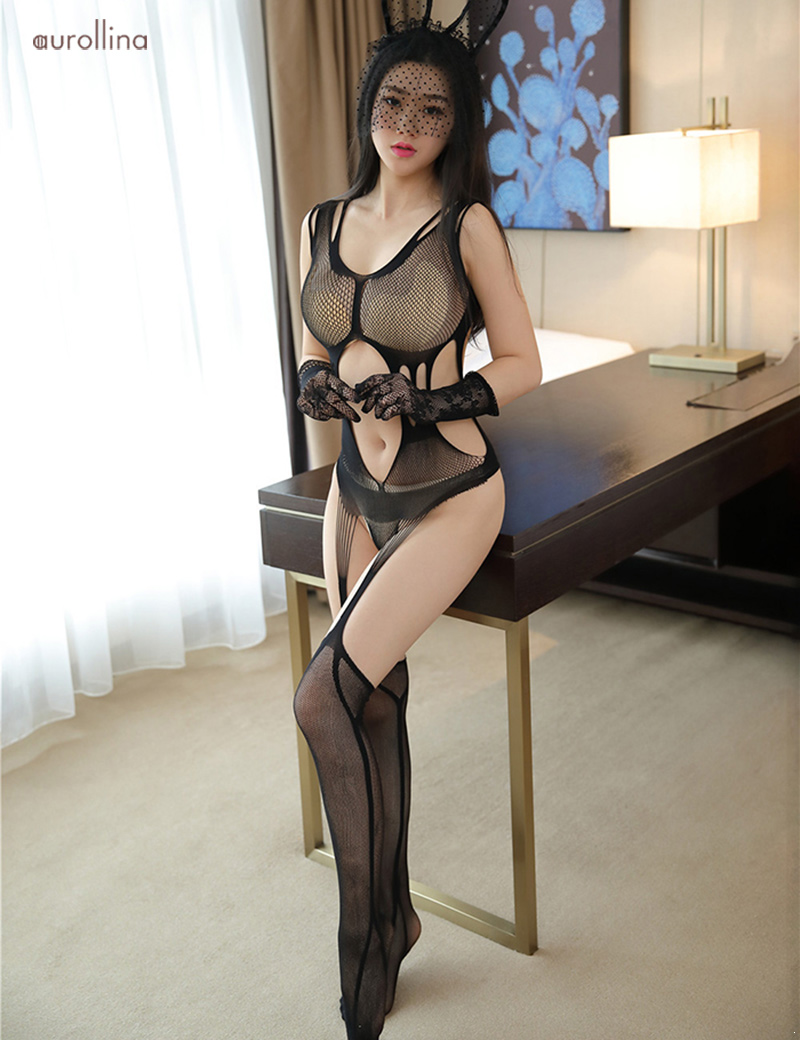 Sexy Queen Role Play Dress Bodysuit Suspender  Sexual Slaves Sadism Whips Gloves Mask SM Masochism Outfit (7)