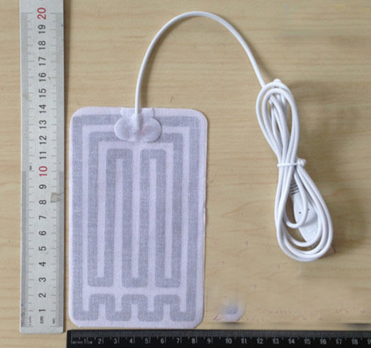 USB Heating Element Film Heater 6*20CM F Warm Feet Hand Warmer Electric Belts