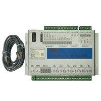 CNC MACH3 USB Ethernet 2MHz 4 Axis 100KHz USB CNC Smooth Stepper Motion Controller card breakout Control board