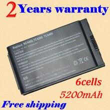 Jigu ноутбука Батарея 381373-001 HSTNN-IB12 383510-001 HSTNN-UB12 PB991A для HP Compaq 4200 NC4400 NC4200 TC4200 TC4400 4400 мАч