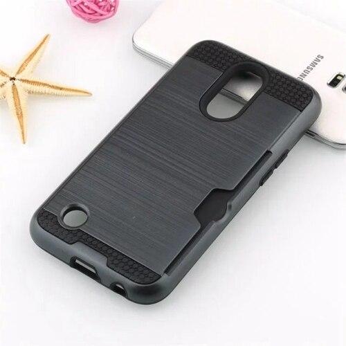 Metal Slate Phone case lg k20 5c64f482937dd