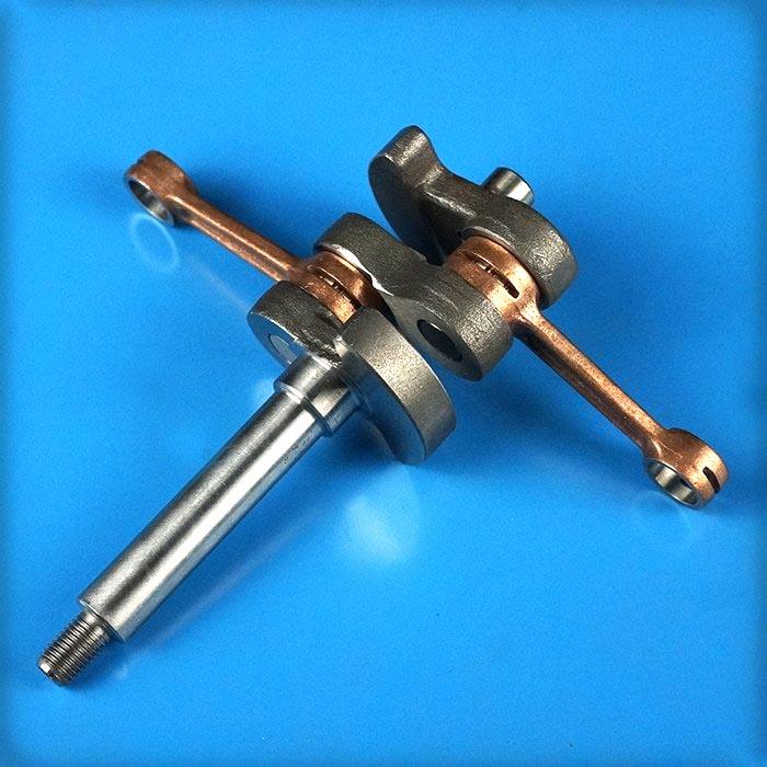 DLE40 Crankshaft Connecting Rod xuankun 150 qs150t 3 scooter crankshaft connecting rod crankshaft bearing crank