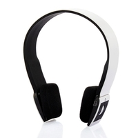 Suqy Stereo Handsfree Casque Audio Bluetooth Headset Earphone Cordless Wireless Headphone For Computer PC Mobile Phone