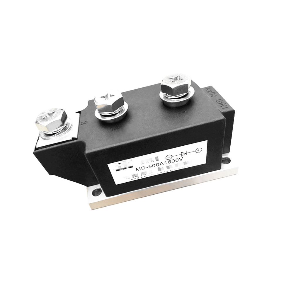 Ordinary rectifier module   MD 200A  1600V ,  250A  1600V ,   300A 1600V ,    350A1600V ,     400A1600V ,     500A  1600V brand new original japan niec indah pt200s16a 200a 1200 1600v three phase rectifier module